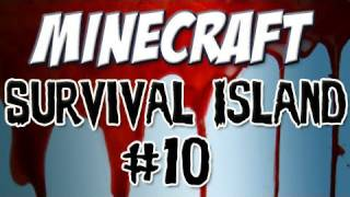 "Minecraft - ""Survival Island"" Part 10: The Curator's Lost Treasure"