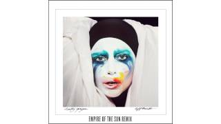 Lady GaGa music video Applause (Empire Of The Sun Remix)