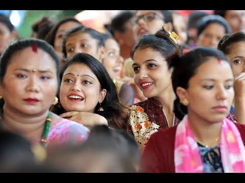 (बुटवलमा एस्तो देखियो तीजको रौनक || Teej Dhamaka || कुर्घा समाज रुपन्देही - Duration: 15 minutes.)