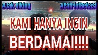 Video Jak-Viking Berjingkrak Pada Match BFC vs Arema #StadionPatriot #SURATUNTUKPROVOKATOR #WatchTillEnd MP3, 3GP, MP4, WEBM, AVI, FLV Agustus 2017