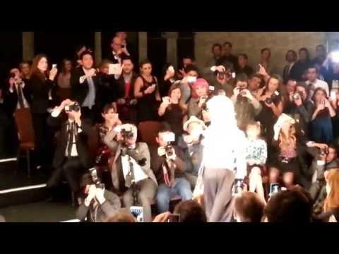 Paris Hilton runway Spring/Summer 2013 Colombia