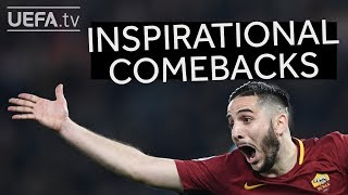 Download Video Inspiration for Roma: Great Champions League comebacks MP3 3GP MP4