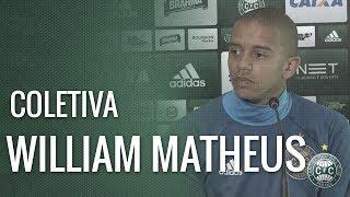 Coletiva - William Matheus