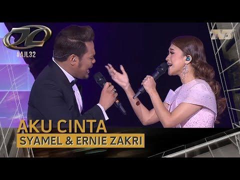#AJL32   Syamel & Ernie Zakri   Aku Cinta