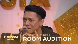 Video Melihat Lebih Dekat Tingkah Ariel | Room Audition 5 | Rising Star Indonesia 2018 MP3, 3GP, MP4, WEBM, AVI, FLV Januari 2019