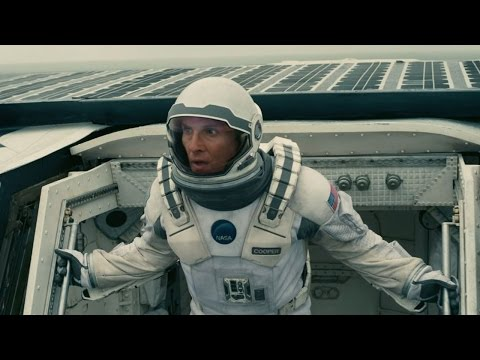 movie trailer - The latest Interstellar movie trailer from Christopher Nolan, starring Matthew McConaughey. http://www.InterstellarMovie.com/