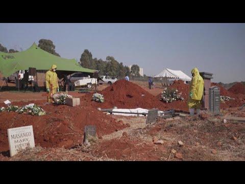 South Africa faces 'Coronavirus storm' (C. Ramaphosa)