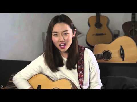 Blank Space (Cover by Kiki Li) (видео)