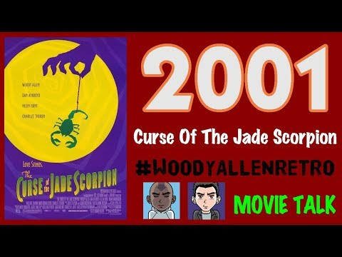 2001 - THE CURSE OF THE JADE SCORPION *WoodyAllenRetro*