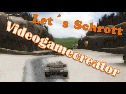 """Let´s Schrott """"Videogamecreator"""" [Deutsch/HD] Hammer geiles Spiel"""