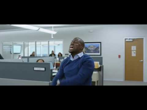 Central Intelligence Best Scene