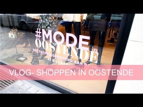 Vlog: shoppen in Oostende | Girlscene