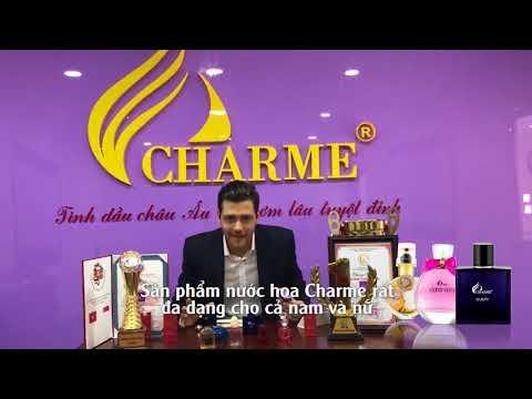 Chuyên gia Pháp trong ngành nước hoa nói gì về Charme?
