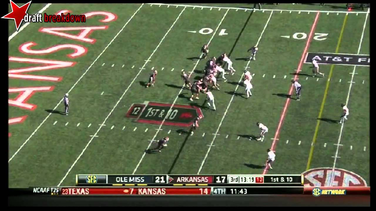 Charles Sawyer vs Arkansas (2012)