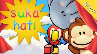Video Lagu anak Indonesia | Kalau Kau Suka Hati MP3, 3GP, MP4, WEBM, AVI, FLV September 2018