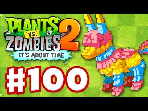 100 - Thanks for every Like and Favorite! They really help! This is Part 100 of the Plants vs Zombies 2: It's About Time Gameplay Walkthrough for the iPad! It incl...
