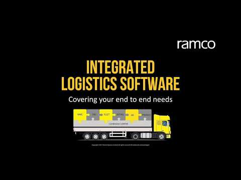 Ramco Logistics Software: Open Customer Portal