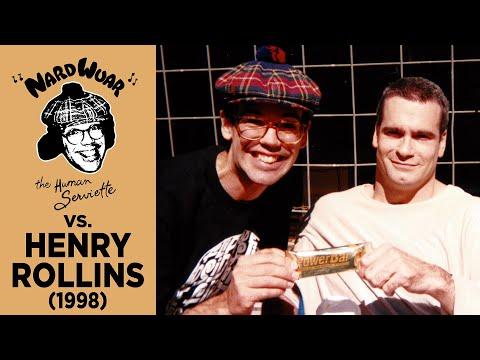 Talk Show - Nardwuar vs Rollins