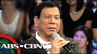 Video What Duterte thinks of homosexuality, same-sex marriage MP3, 3GP, MP4, WEBM, AVI, FLV Mei 2018