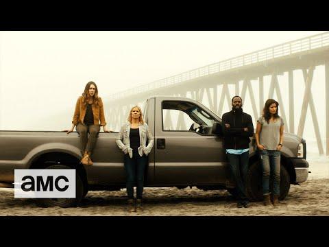 Fear the Walking Dead Season 2B Comic-Con First Look Promo