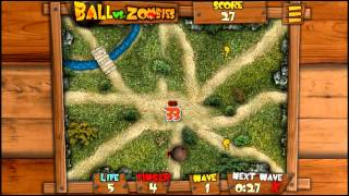 Ball vs. Zombies YouTube video