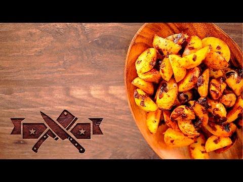 3 простых и вкусных блюда из картофеля [Мужская Кулинария] онлайн видео