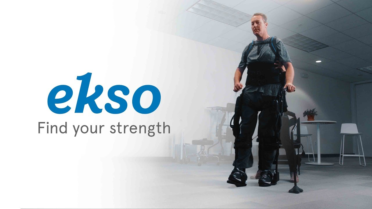 Find Your Strength with Ekso Bionics