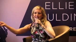 Ellie Goulding Press Conference, June 13, 2014