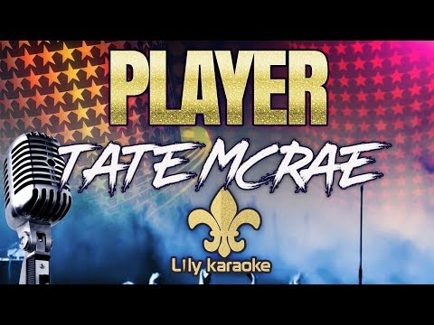Tate McRae - Player (Karaoke Version)