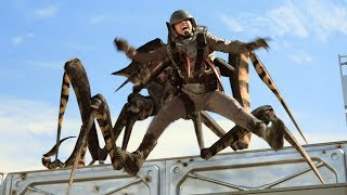 Video Starship Troopers (1997) Outpost 29 Battle 4K MP3, 3GP, MP4, WEBM, AVI, FLV Juni 2018
