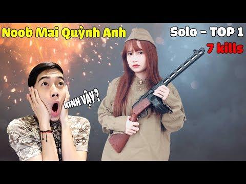 ĐIỀU GÌ ĐÃ KHIẾN Noob Mai Quỳnh Anh SOLO TOP 1 7 Kills? | CrisDevilGamer HƯỚNG DẪN NOOB CHƠI GAME - Thời lượng: 12:54.