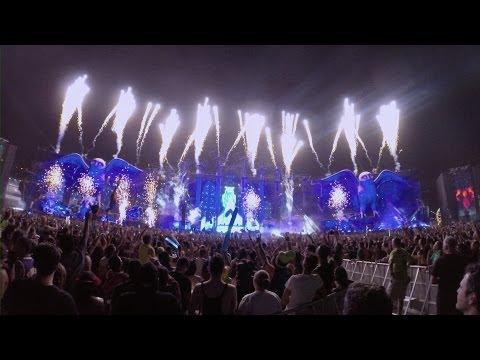 Laidback Luke live @ EDC Las Vegas 2014 - Mainstage
