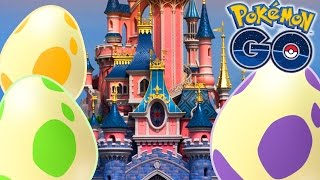 MASSE OEUFS A DISNEYLAND PARIS ! - VLOG POKEMON GO, pokemon go, pokemon go ios, pokemon go apk