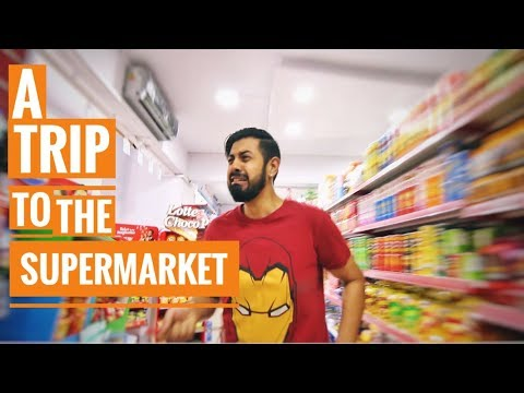 A Trip To The Supermarket | Bekaar Films | Funny