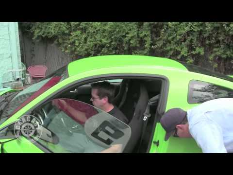 2013 Mustang Boss 302 on CarCast with Adam Carolla