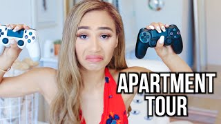 THE MOST PINTEREST APARTMENT TOUR EVER! by MyLifeAsEva