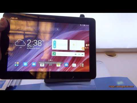 Asus Transformer Pad TF103 Review: Exclusive Hands on