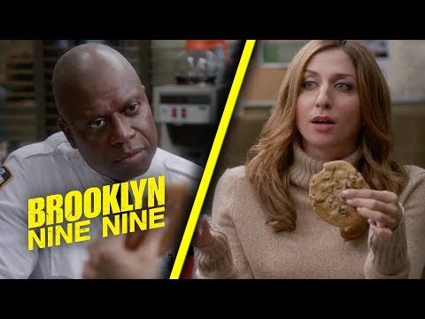 Holt And Gina Take A Personality Test | Brooklyn Nine-nine