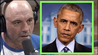 Joe Rogan   People Have Trouble with Obama Wanting Secure Borders