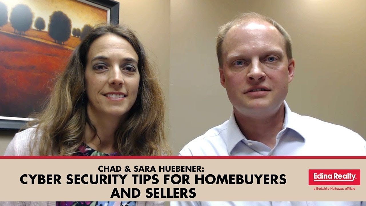 Cyber Security Tips for Homebuyers and Sellers