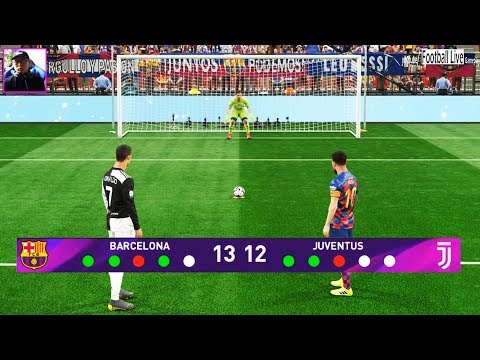 Download Cristiano Ronaldo Vs Messi Fifa 17 Penalty Shootout In