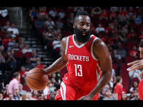 James Harden Shoots a perfect 8-8 In The 1st Quarter vs. Jazz