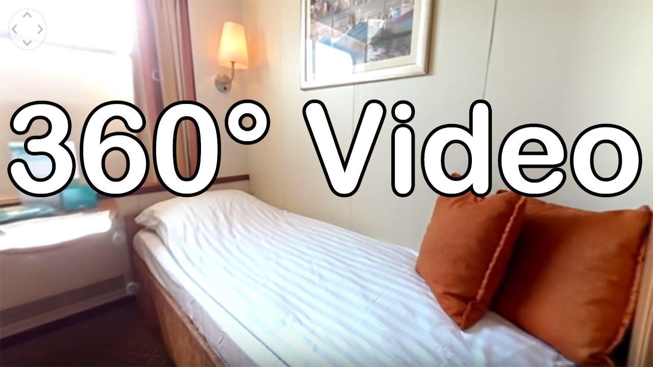 360 Grad Video: Kabine 102, Kat. D - MS Aurelia