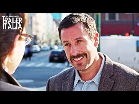 The Meyerowitz Stories (New and Selected) | trailer del film Netflix con Adam Sandler