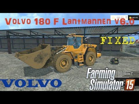 Lantmannen Volvo 180 F v6.0