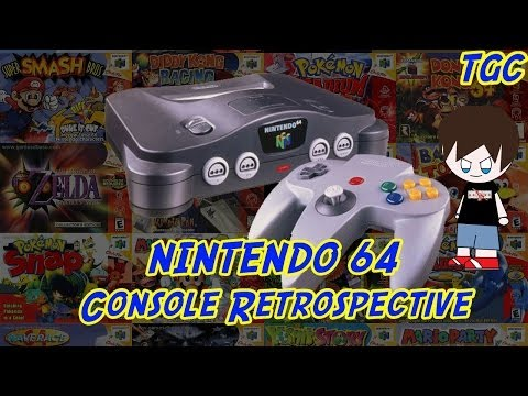Nintendo 64 - I guess I must be talkin' about... the N64! Right on. Right on. Thanks to various 90's news networks for some of this footage, as well as Nintendo Power prom...