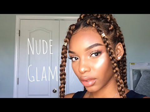 Glam Back To School Makeup | First Day SLAY | ABH Palette | Flawhs
