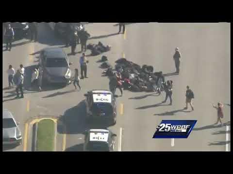 Multiple fatalities in Parkland school shooting