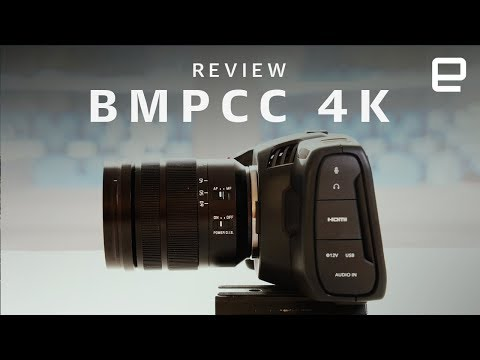 Blackmagic Pocket Cinema Camera 4k Review: A Pint-sized Video Powerhouse