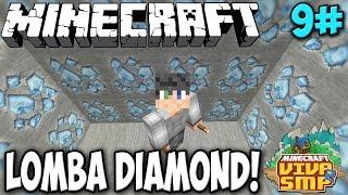 LOMBA MENCARI DIAMOND!! -Minecraft Indonesia VIVA SMP S2 #9- Moment kocak